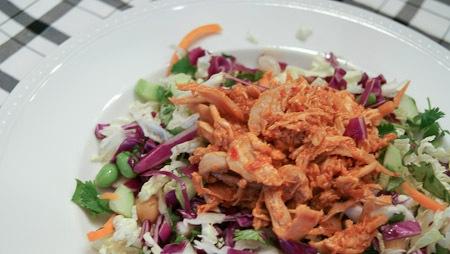 Thai Chicken or Tofu Salad