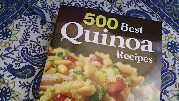 Best Quinoa Recipes: Book Review