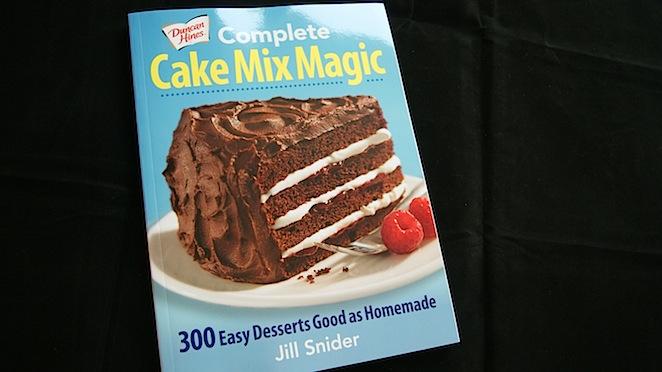 Cake Mix Magic
