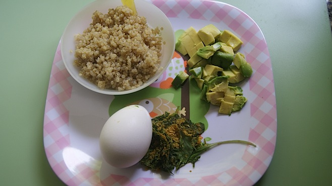 Healthy Toddler Meals: Lunch or Dinner