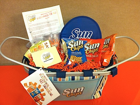SUNCHIPS Giveaway!