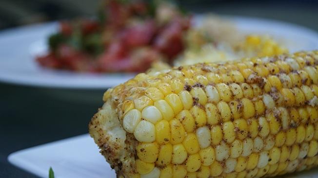 Old Bay Seasoned Corn on the Cob