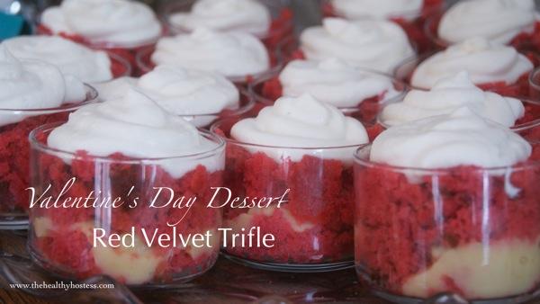 Red Velvet Trifle Recipe