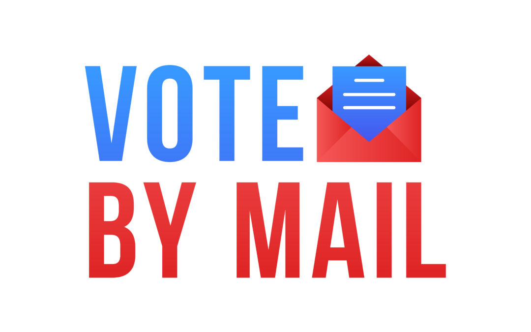 Voting by mail? Find a dropbox