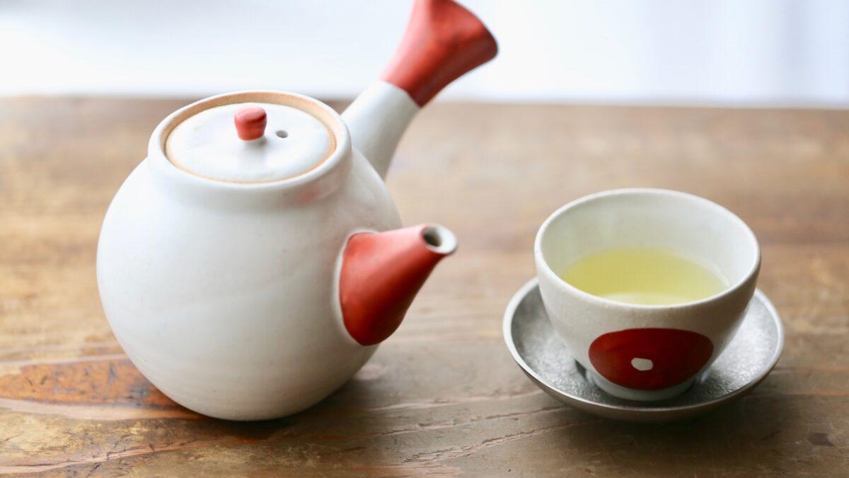 Зелёный чай – косметика, которую пьют!