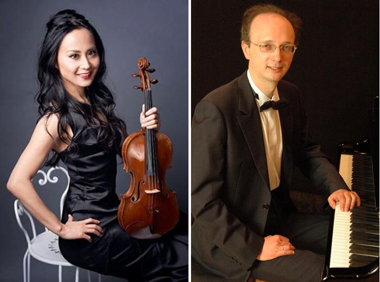 Концерт: Тиэ Савада и Михаил Кандинский