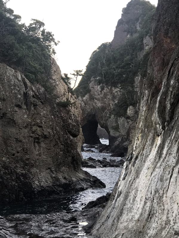 Пещеры Кумано
