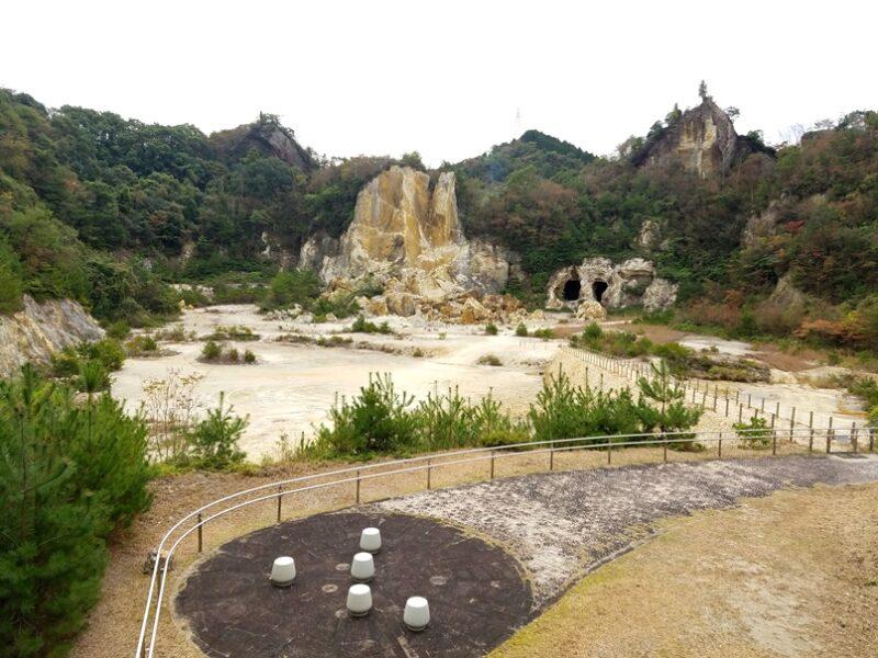 Каолиновые карьеры горы Идзумияма (泉山) – источник белого золота Ариты