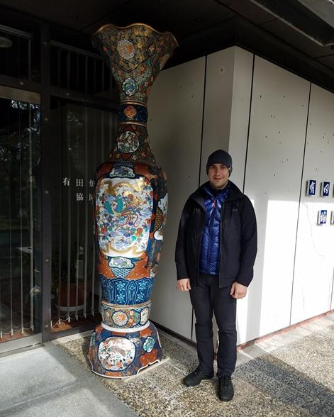 Текст и фото: Сергей Мидани, исследователь японского фарфора