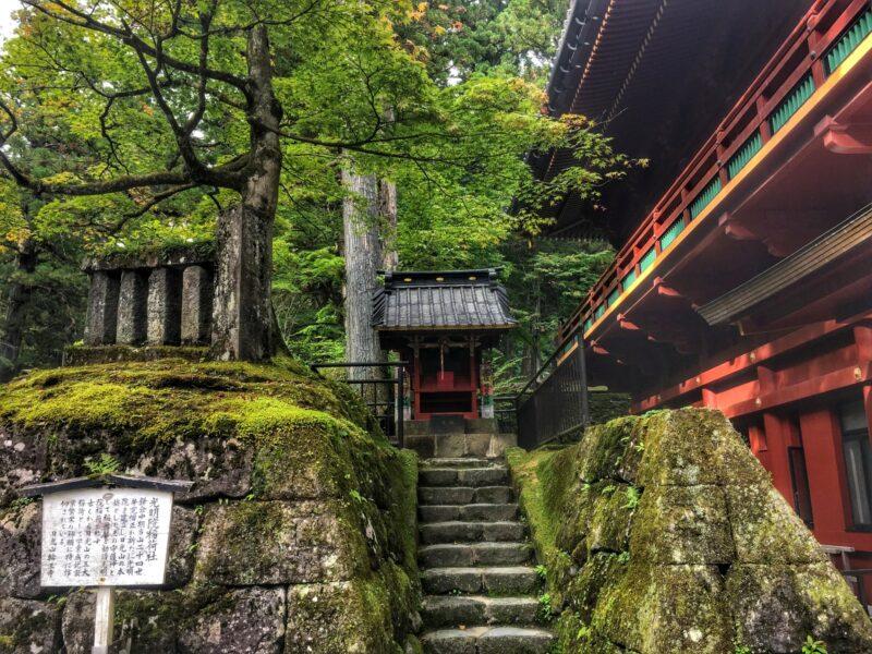 Никко, здания сёин-дзукури