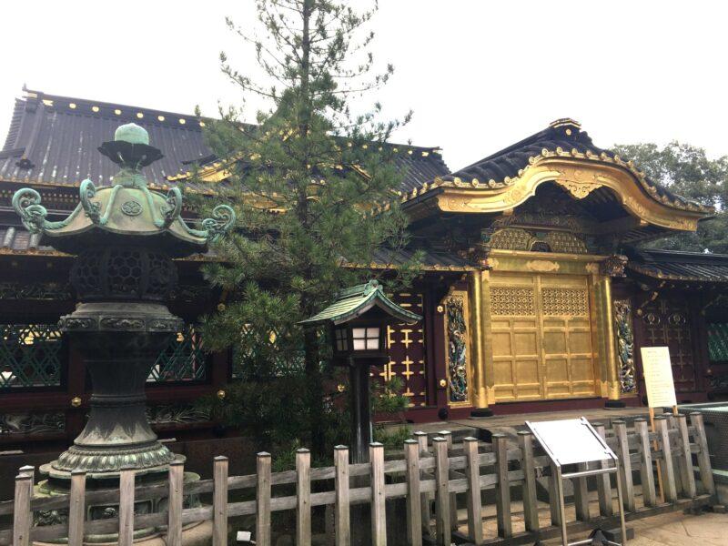 Ансамбль Никко, блеск и красота Адзути-Момояма и начала Эдо