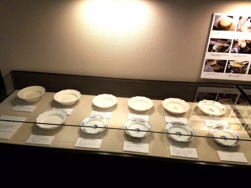 """Путь тарелки Какиэмон через все стадии производства по технологии """"нигосидэ"""""""