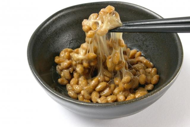 Непривлекательные, но очень полезные для сосудов ферментированные бобы НАТТО (納豆)