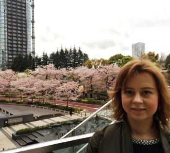 Елена Кожурина, японист и журналист