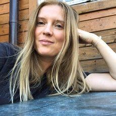 АННА СЕМИДА, автор блога Haiku Daily
