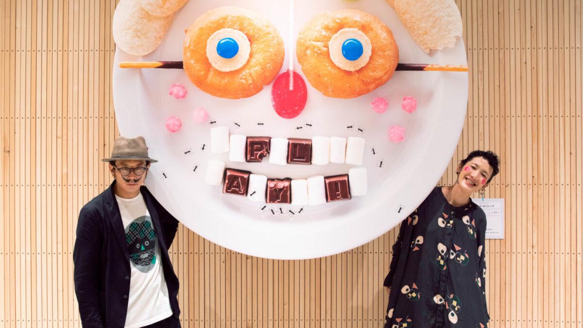 Новый семейный музей в Токио Play! MUSEUM – если соскучились по лицам