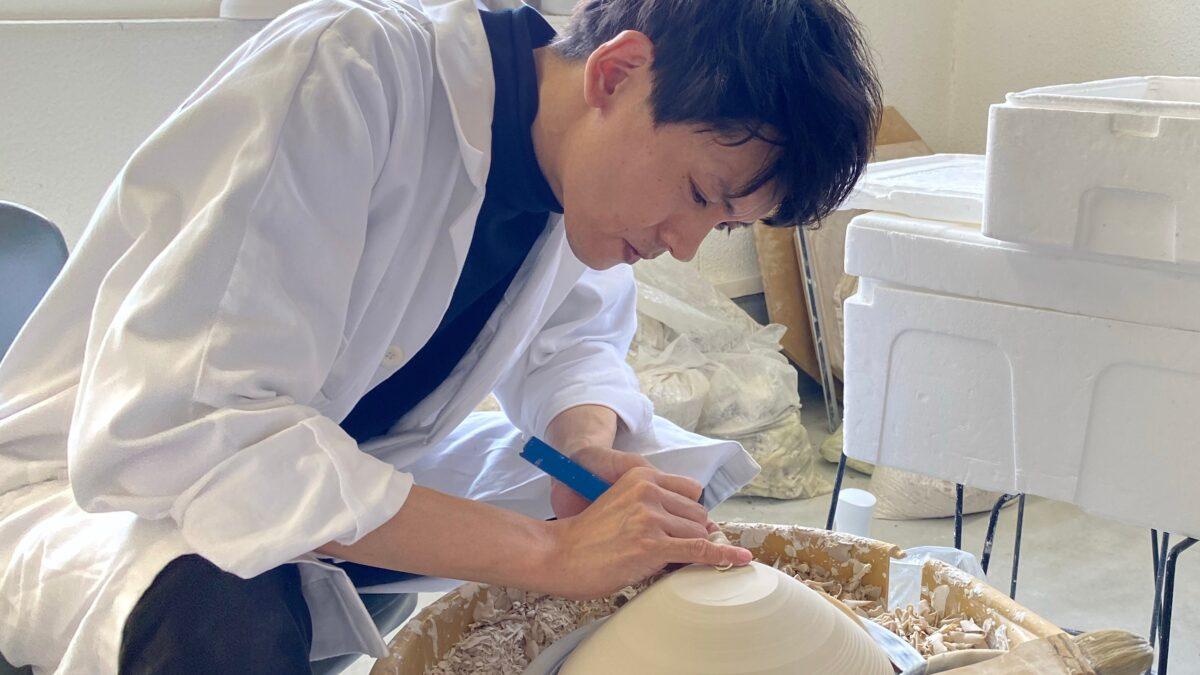 История мастера Акио Ниисато, или Как на керамике свет сошелся клином