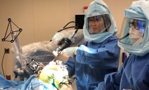 Robotic-Arm Assisted Surgery May Improve Precision In Total Knee Replacement