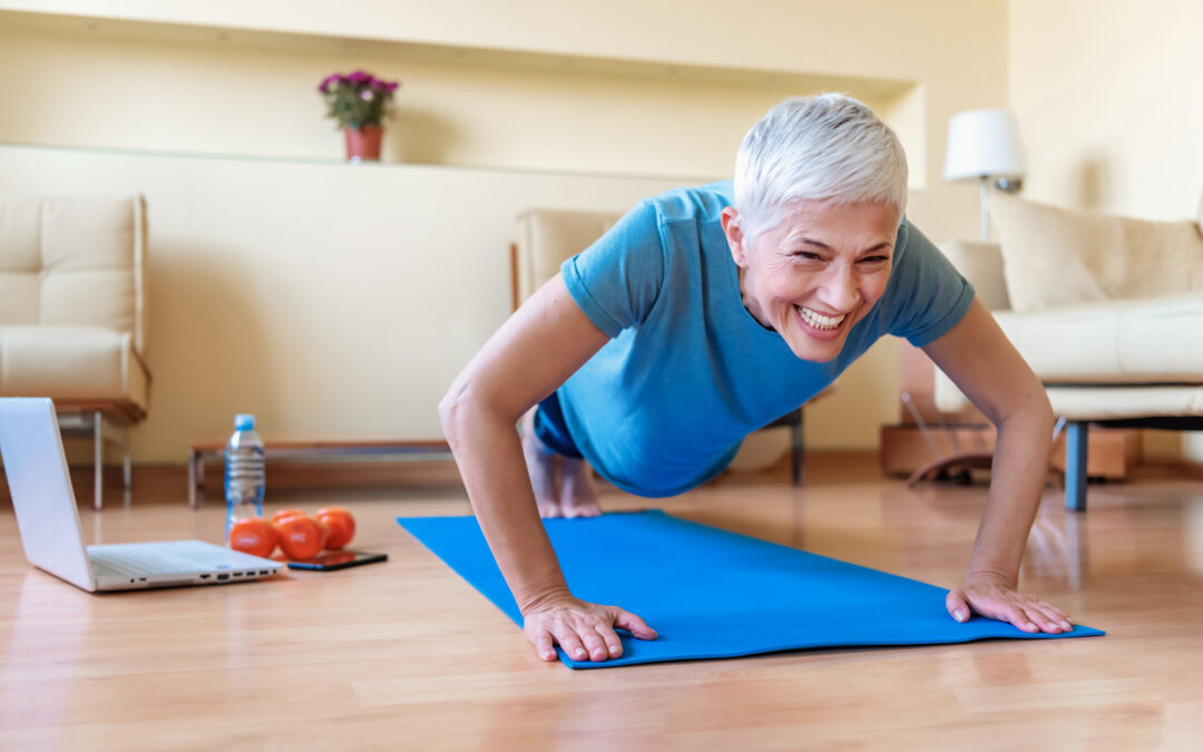 Keeping Your Spine Healthy During COVID-19