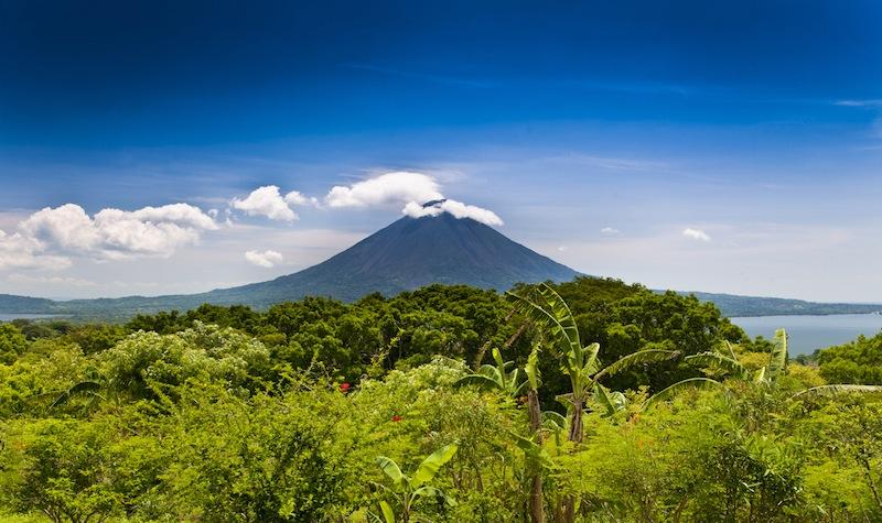Volcán Maderas Nicaragua