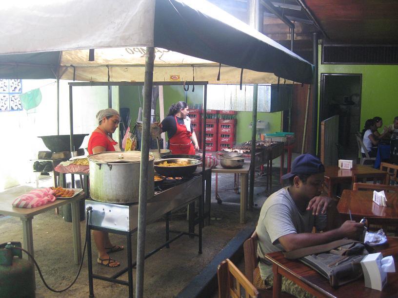 El Rinconcito del Pelibuey en Managua