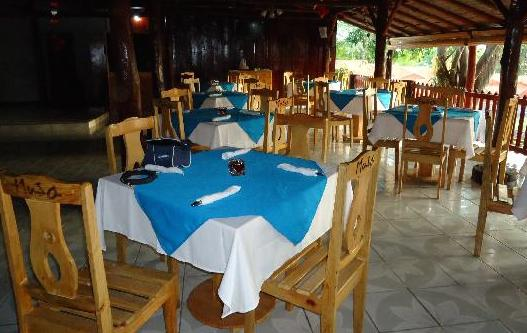 Musa Disco & Grill en Managua
