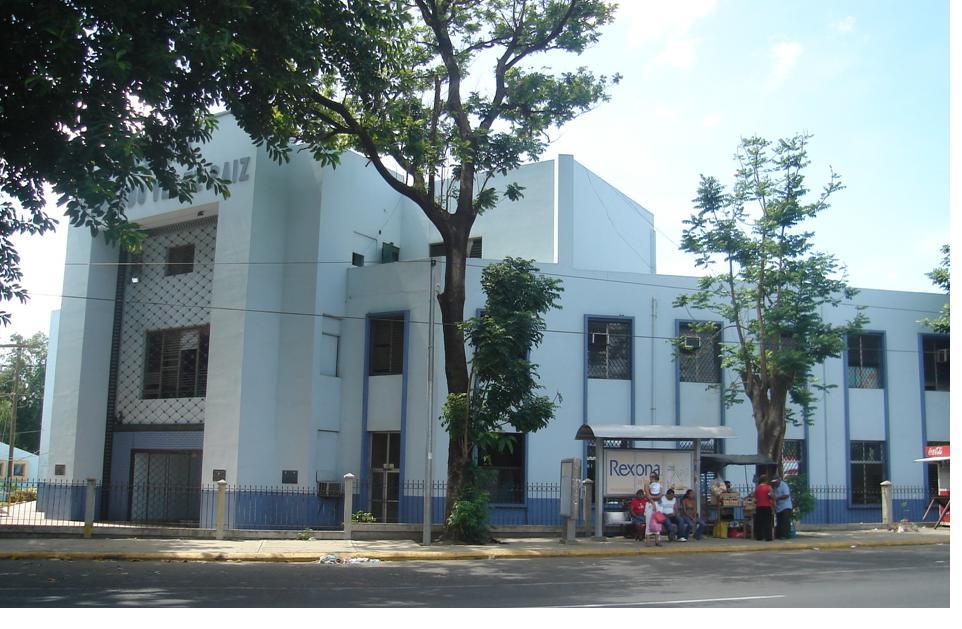 Nuevo Hospital en Managua