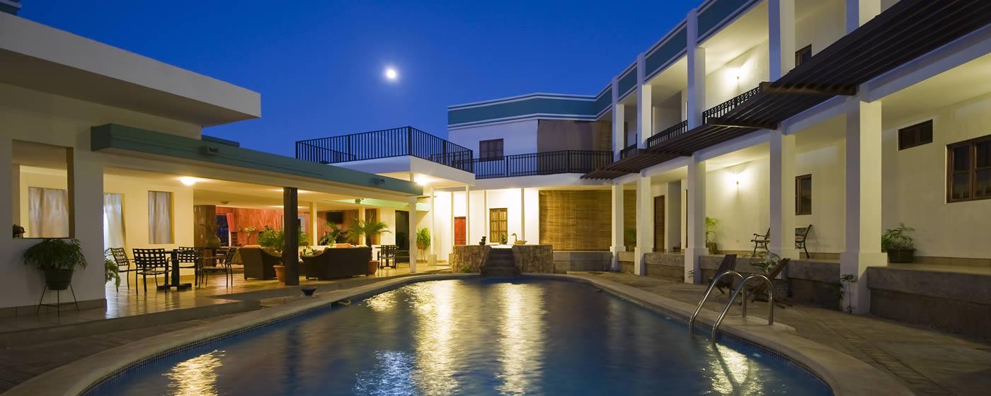 Lista de Hoteles en Managua