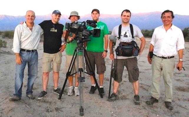 Discovery Channel Realiza Film en Nicaragua Sobre Lagos y Volcanes