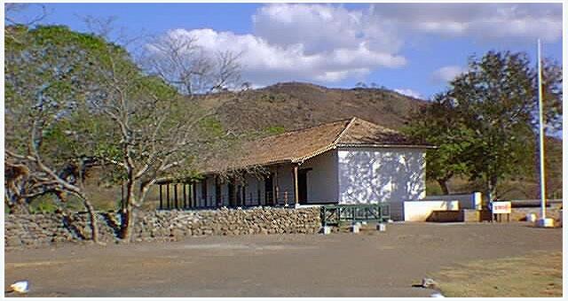 Hacienda San Jacinto Nicaragua 1856