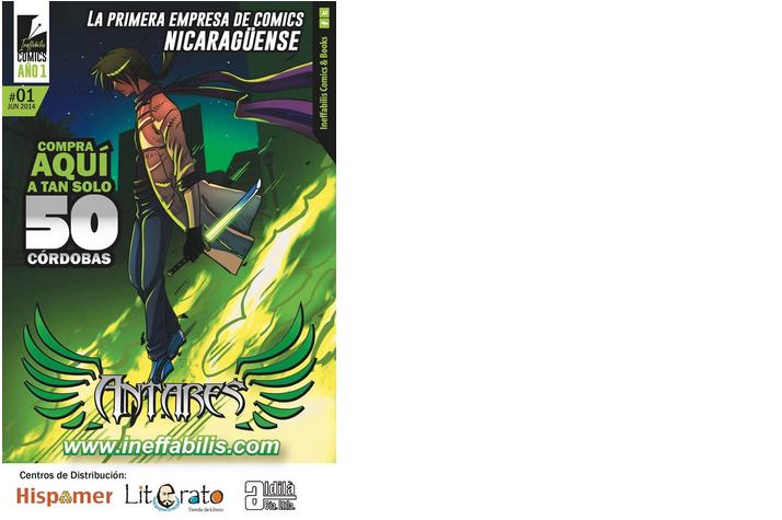 Comics Made in Nicaragua