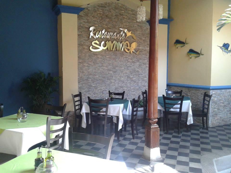 Restaurante Summer Nicaragua