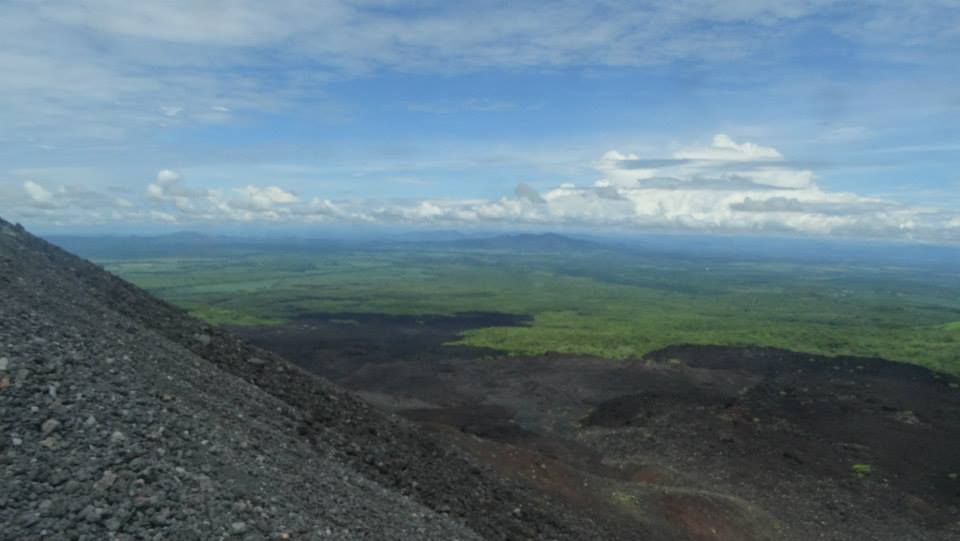 Volcán Cerró Negro Nicaragua