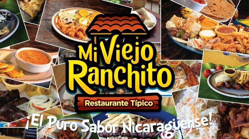 Mi Viejo Ranchito – Restaurante Nicaragüense