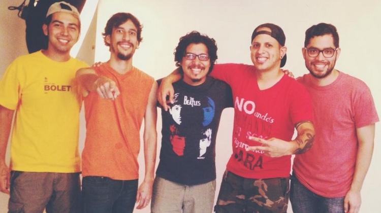 Son Pinolero – Concierto de La Cuneta Son Machin