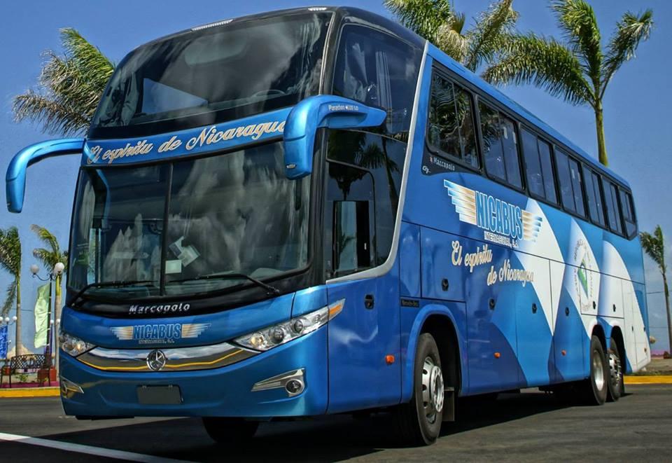 Nicabus Apertura Viajes a CostaRica