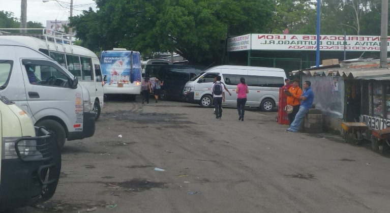 Las Paradas mas Concurridas en Managua