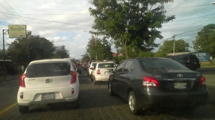 Dónde polarizar un vehículo en Managua