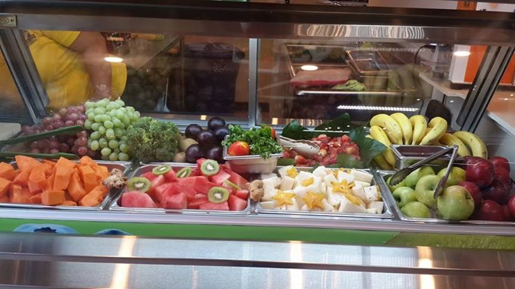 Restaurantes de comida vegetariana en Managua