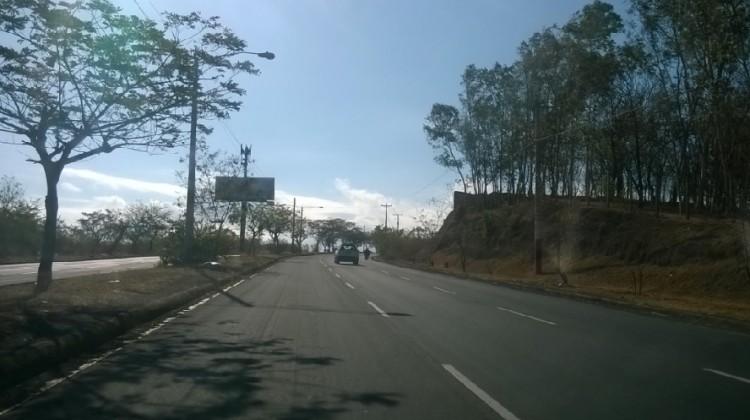 La Pista Suburbana en Managua