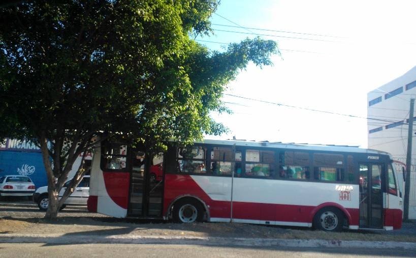 Nuevas medidas al transporte Tuc en Managua