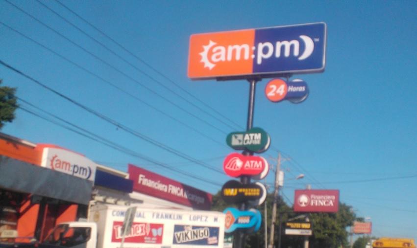 Las nuevas tiendas de 24 horas en Nicaragua