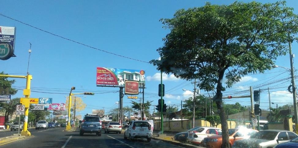 Residenciales en Managua