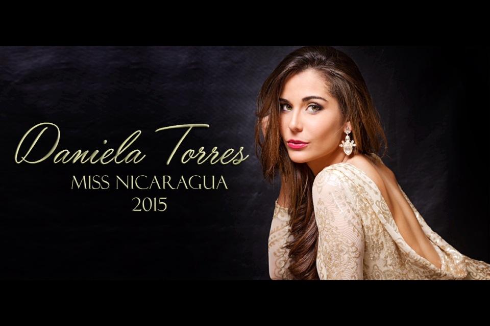 Miss Nicaragua 2015