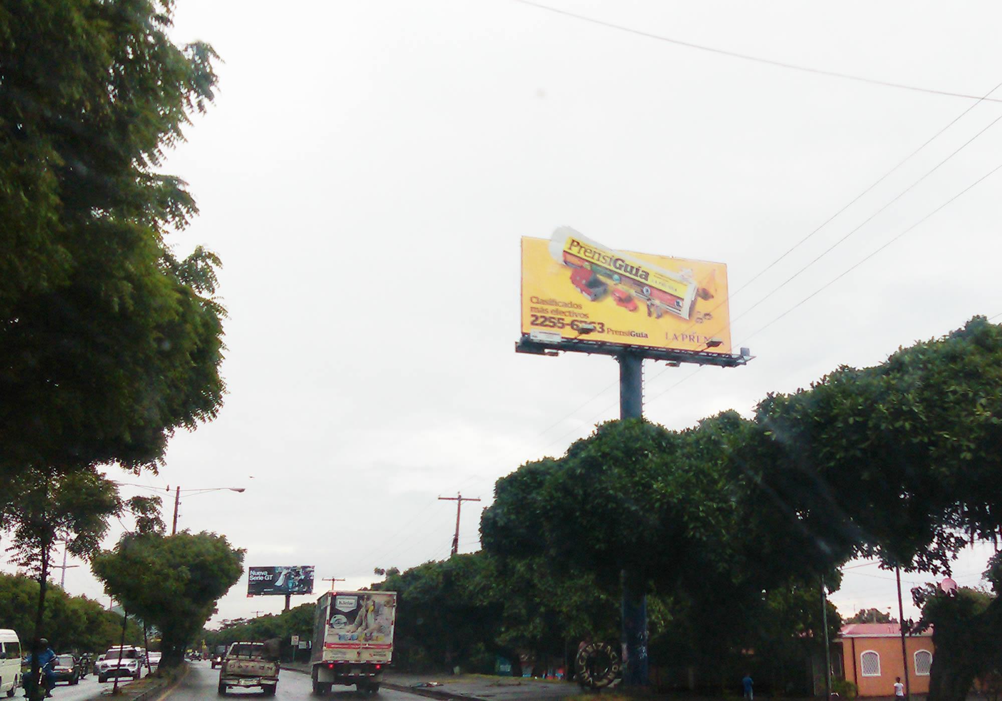 Precio de los periódicos en Nicaragua