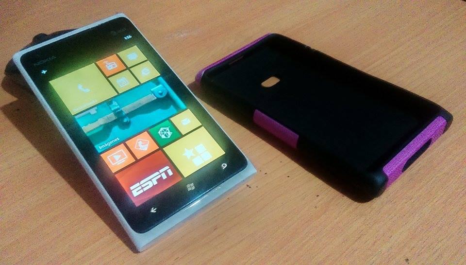 Teléfonos Móviles de alta gama con sistema operativo Windows Phone