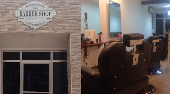 The Barber Shop Nicaragua