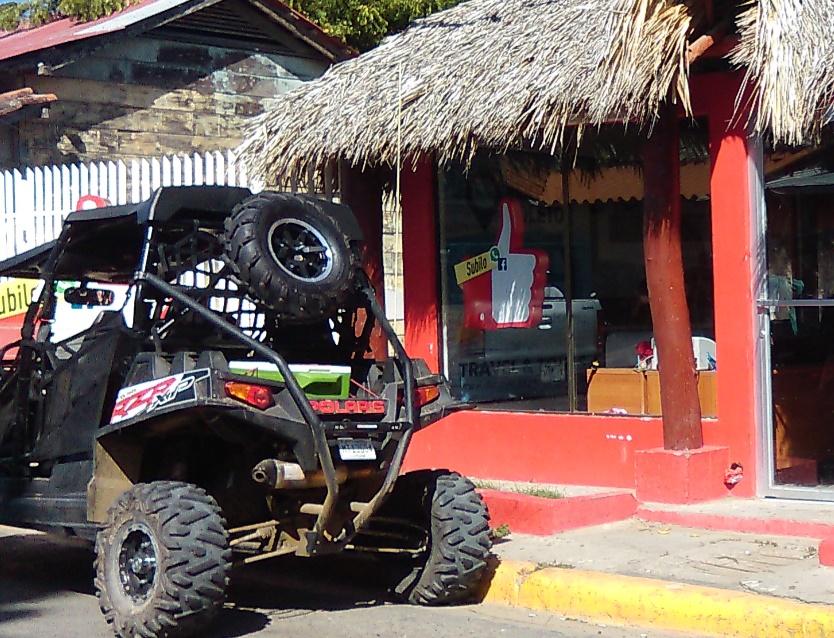 ¿Cómo rentar Cuadraciclos o ATV en San Juan del Sur?
