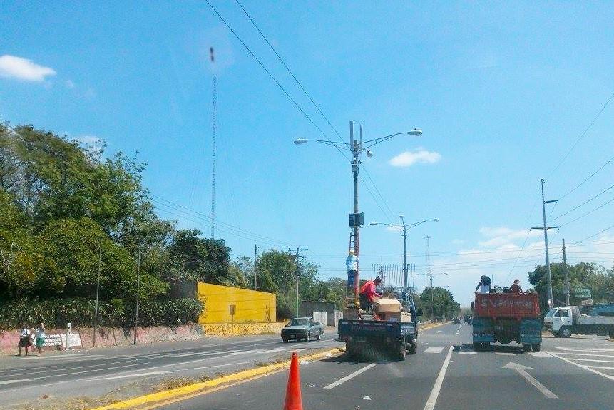 Cootel expande sus servios en las afueras de Managua