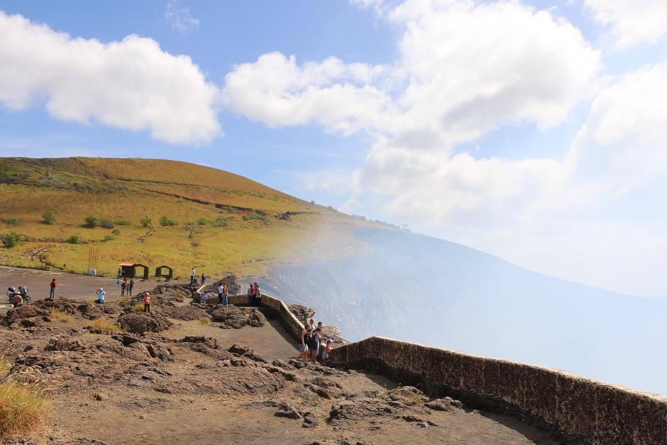 Conozca el Volcán Masaya a través de Google Maps